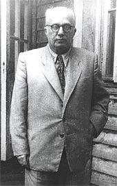 Serguéi Leonidovich Rubinstein - biografía Rubinstein